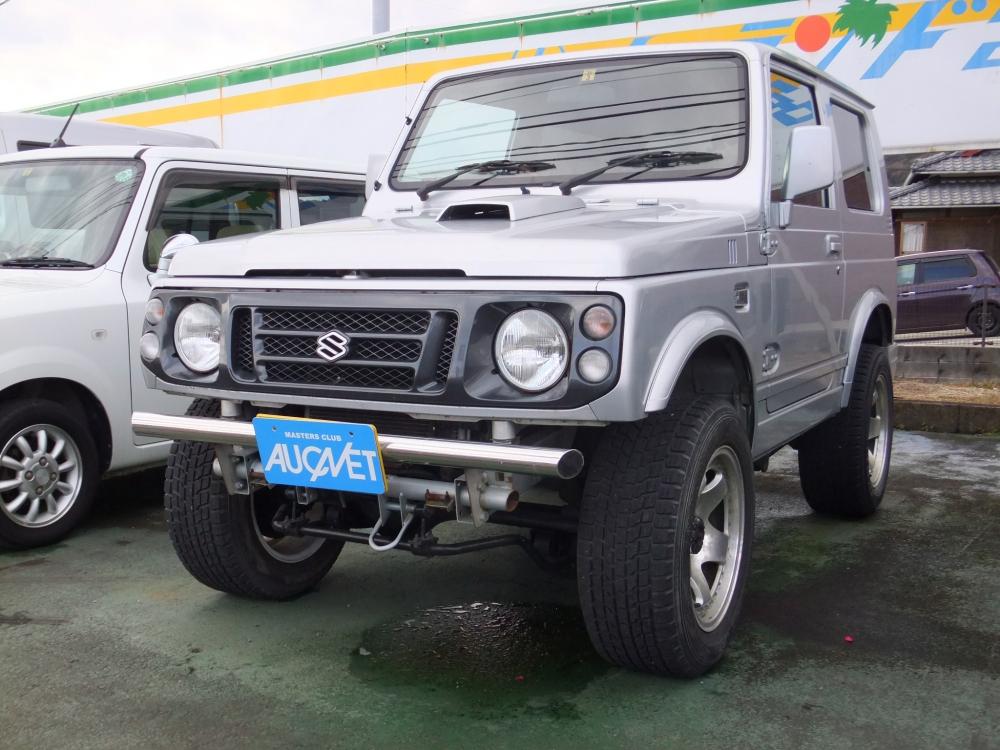 延岡市の中古車ジムニー ワイルドウィンド詳細を見る