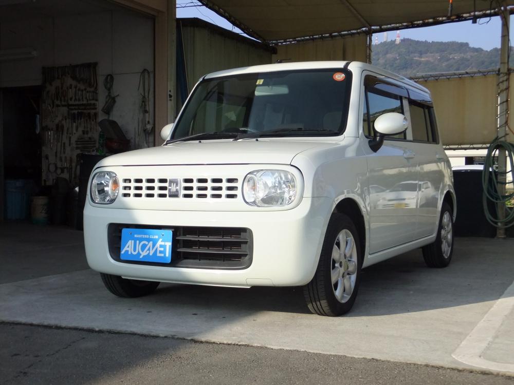 延岡市の中古車ラパン X詳細を見る