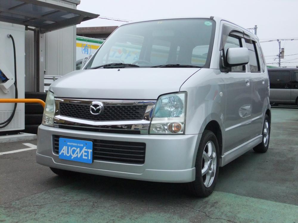 延岡市の中古車AZワゴン FX-Sスペシャル詳細を見る