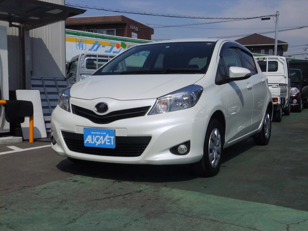 延岡市の中古車ヴィッツ Fスマイルエディション詳細を見る