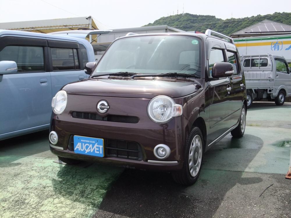 延岡市の中古車ココア プラス G詳細を見る