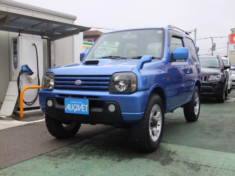 延岡市の中古車ジムニー XC詳細を見る