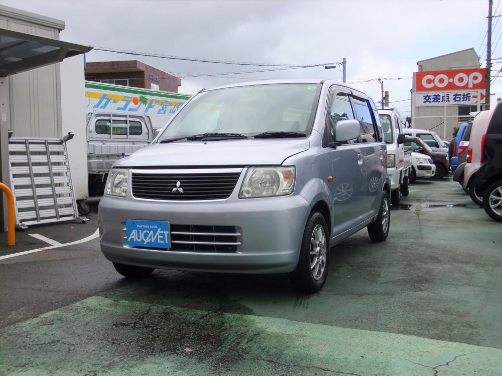 延岡市の中古車EKワゴン Mタイプ詳細を見る