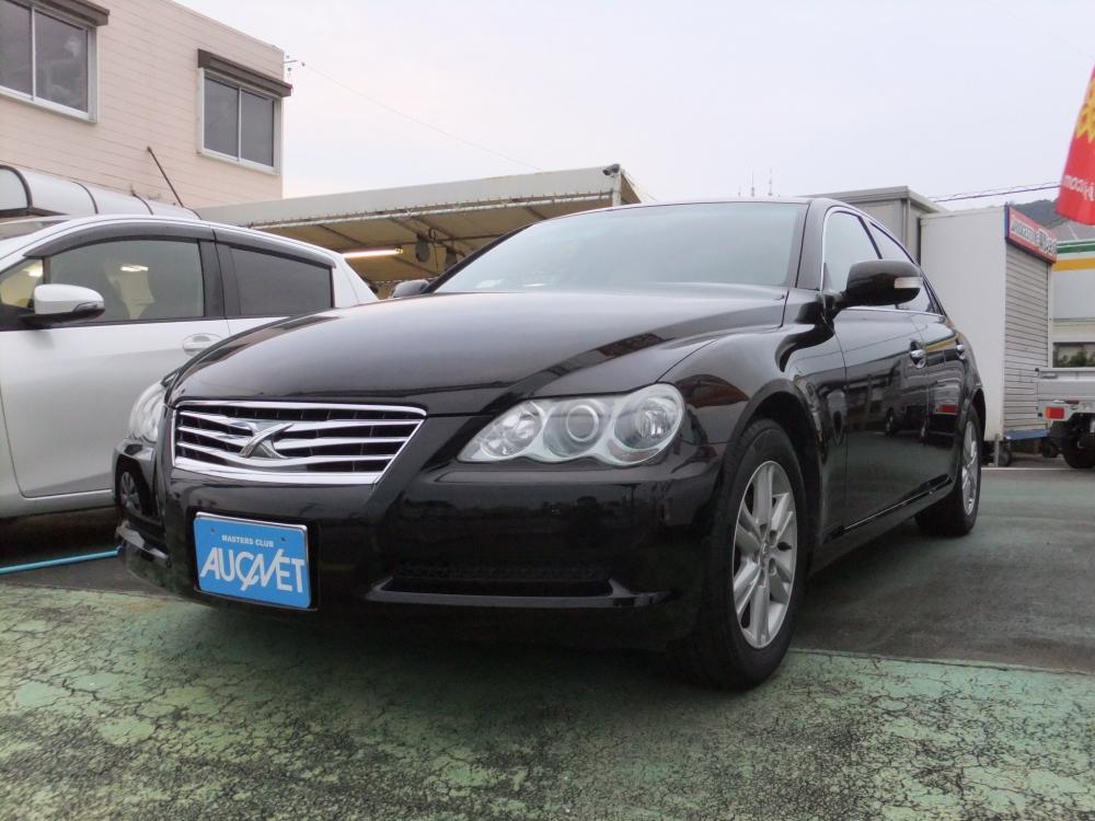 延岡市の中古車マークX 250G Lパッケージ詳細を見る