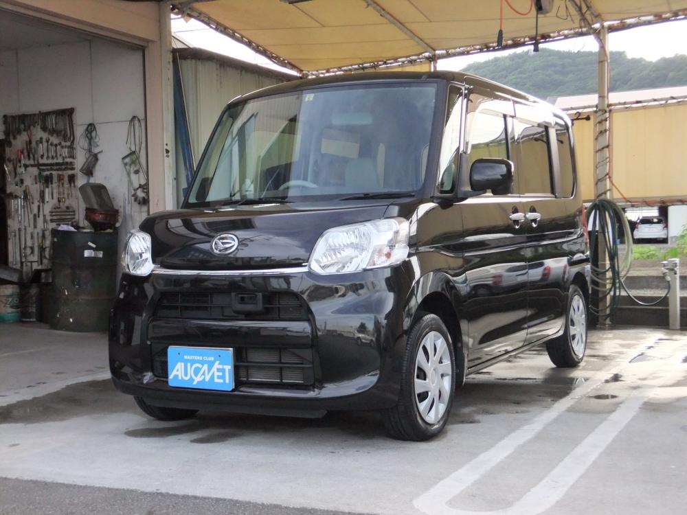 延岡市の中古車タント X SAの画像