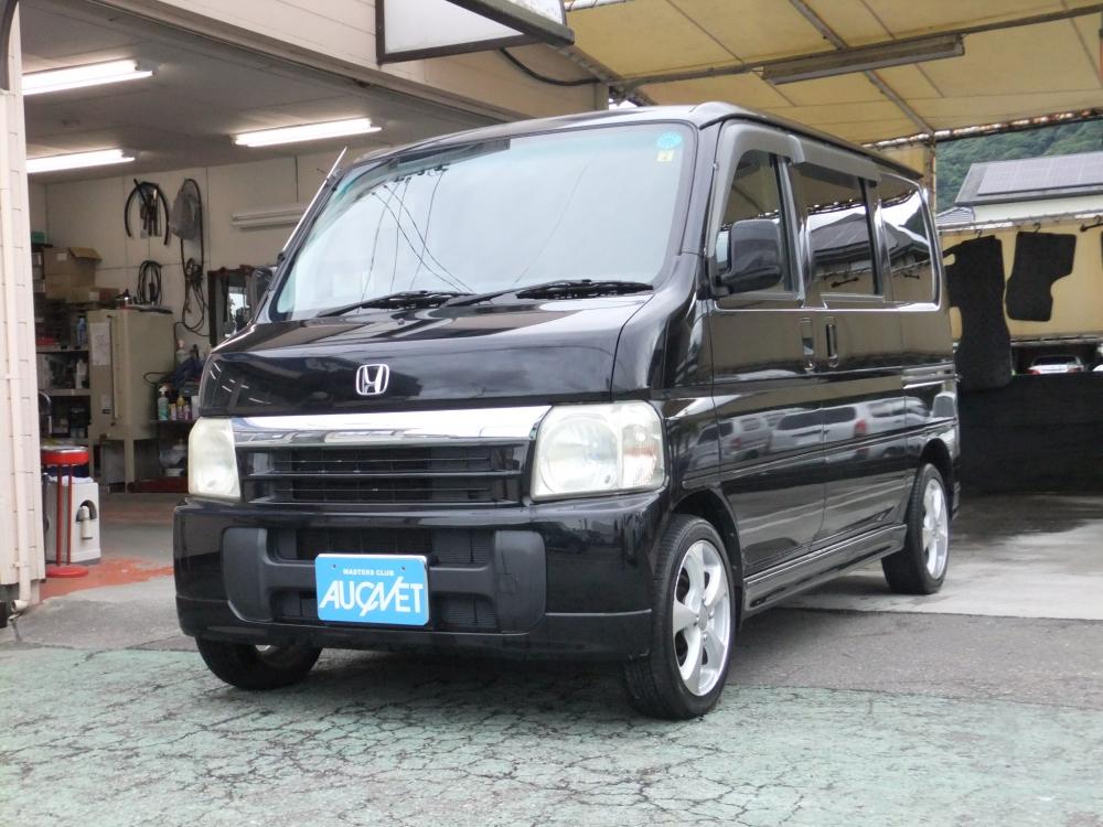延岡市の中古車バモス ターボの画像