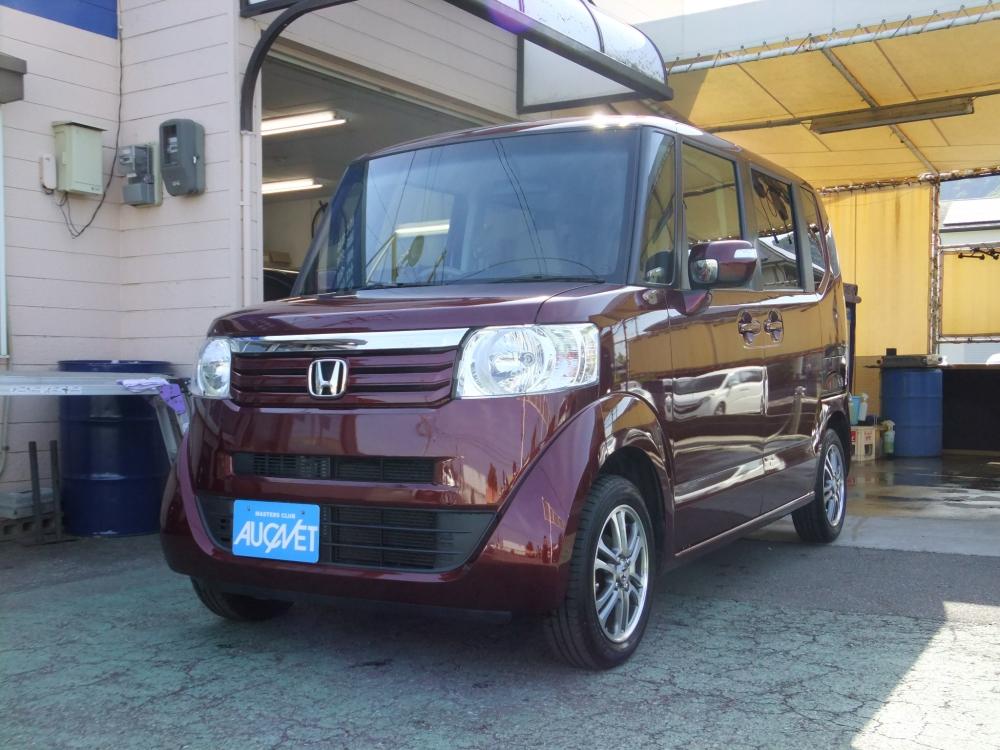 延岡市の中古車NBOX G Lパッケージの画像