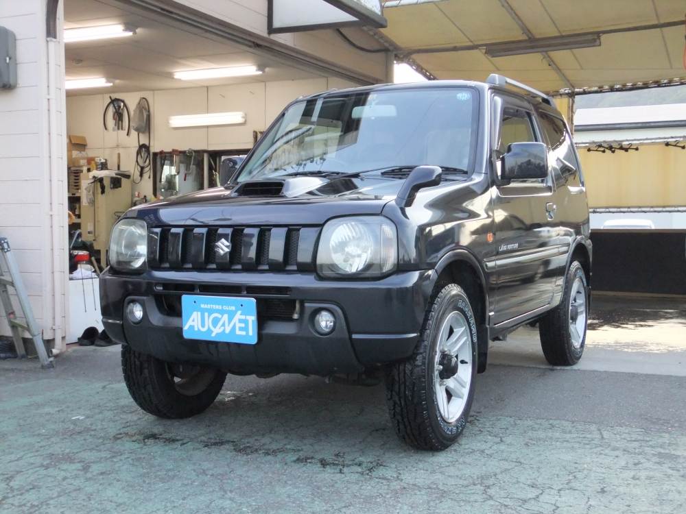 延岡市の中古車ジムニー ランドベンチャー詳細を見る