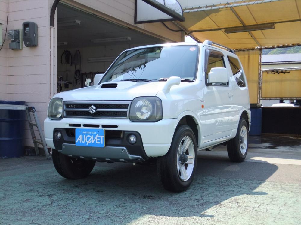 延岡市の中古車ジムニー ワイルドウィンドの画像