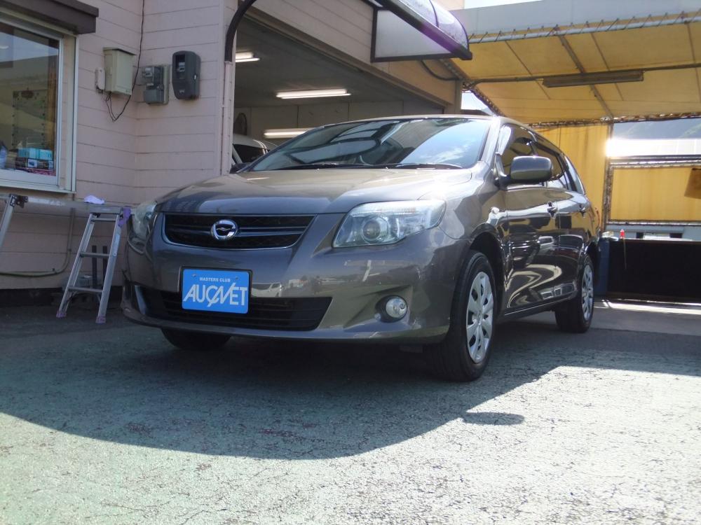 延岡市の中古車フィールダー X HIDリミテッド詳細を見る