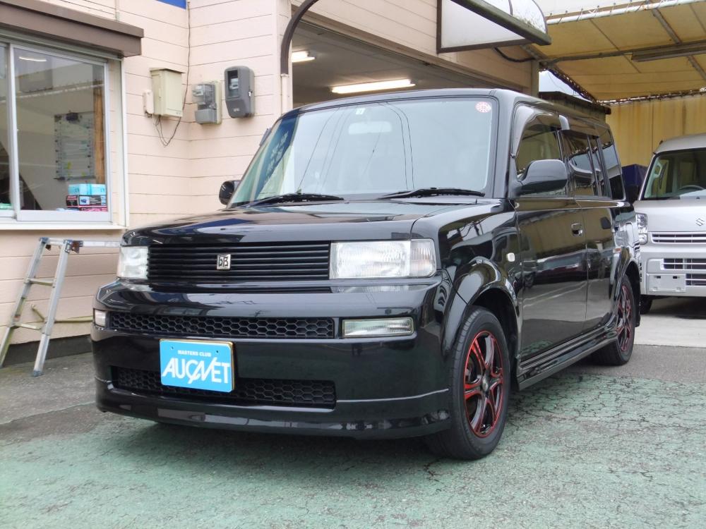 延岡市の中古車bB 1.3S Wバージョン エアロ詳細を見る