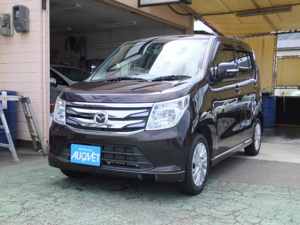 延岡市の中古車フレア HS詳細を見る