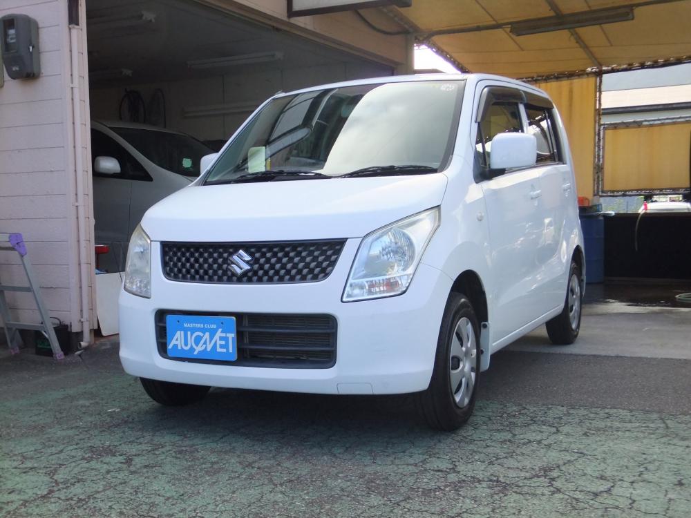 延岡市の中古車ワゴンR FX詳細を見る