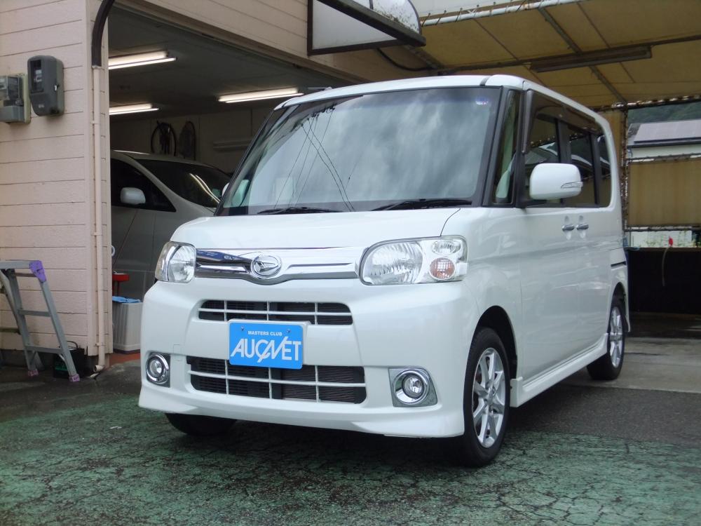 延岡市の中古車タント Gスペシャル詳細を見る
