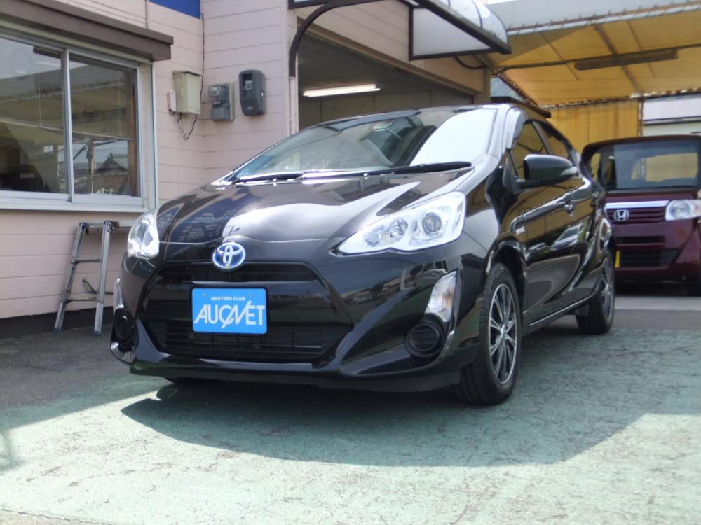 延岡市の中古車アクア S詳細を見る