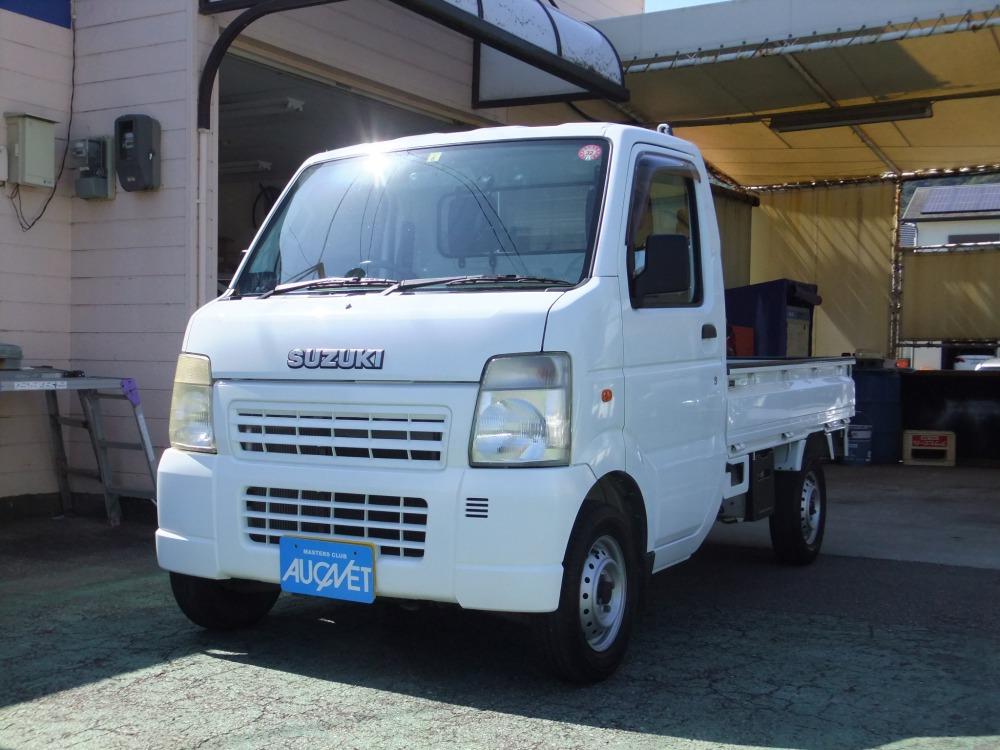 延岡市の中古車キャリートラック KC詳細を見る