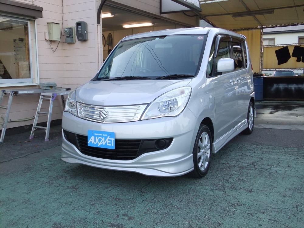 延岡市の中古車ソリオ X詳細を見る