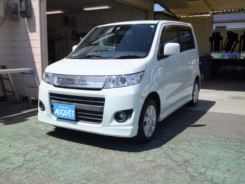 延岡市の中古車ワゴンR スティングレーX詳細を見る