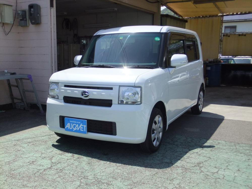 延岡市の中古車コンテ Xリミテッド詳細を見る