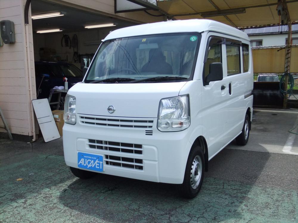 延岡市の中古車NV100クリッパーV DX詳細を見る